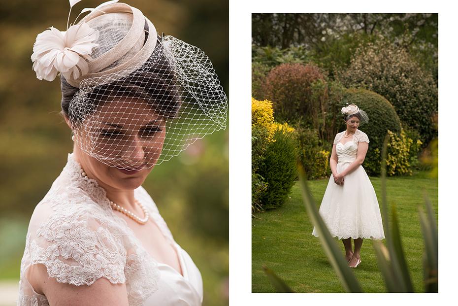 The gardens Yalding Kent wedding photography