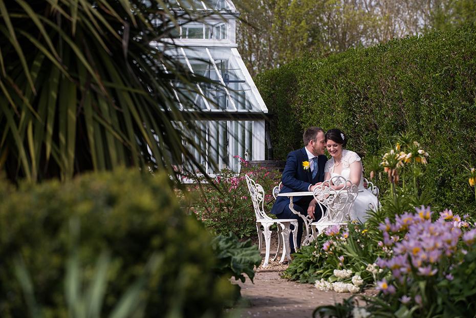 Weddings at the gardens Yalding