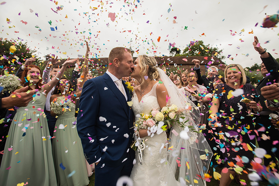 wedding photographers The secret garden