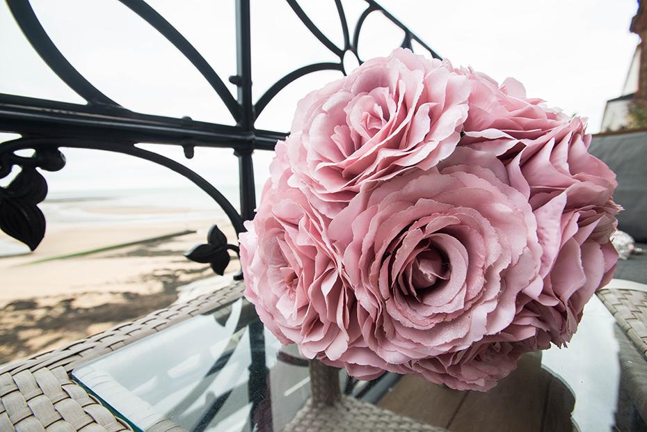 Winter gardens Margate wedding photographer