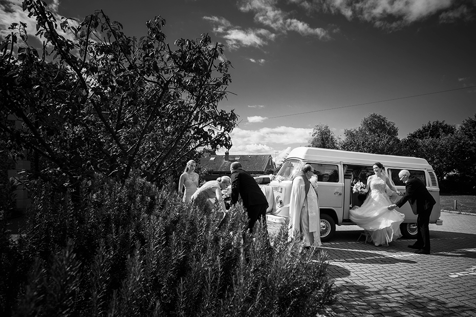 Wedding Photography The Yarrow Hotel