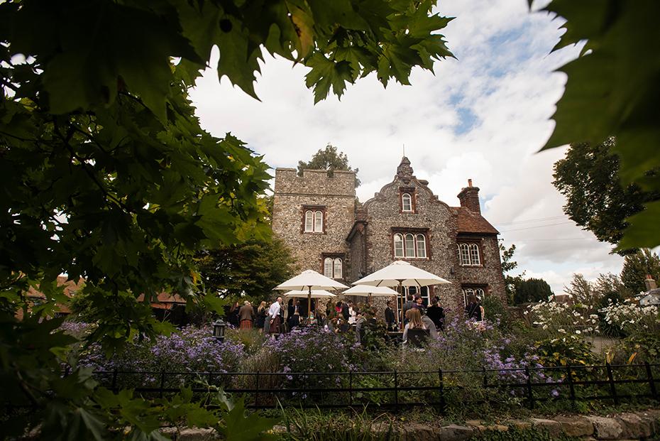 Tower House Canterbury Wedding Photographer