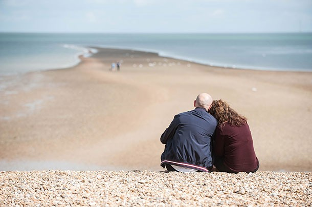Engagement photography Whitstable