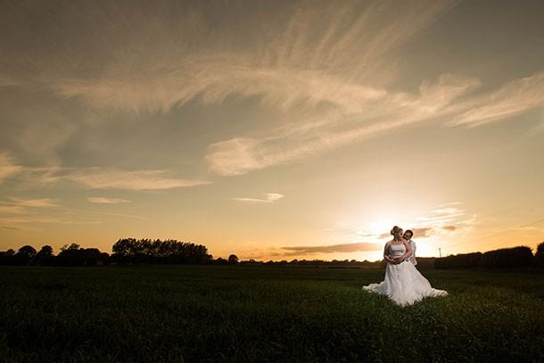 Wedding Photography the old kent barn