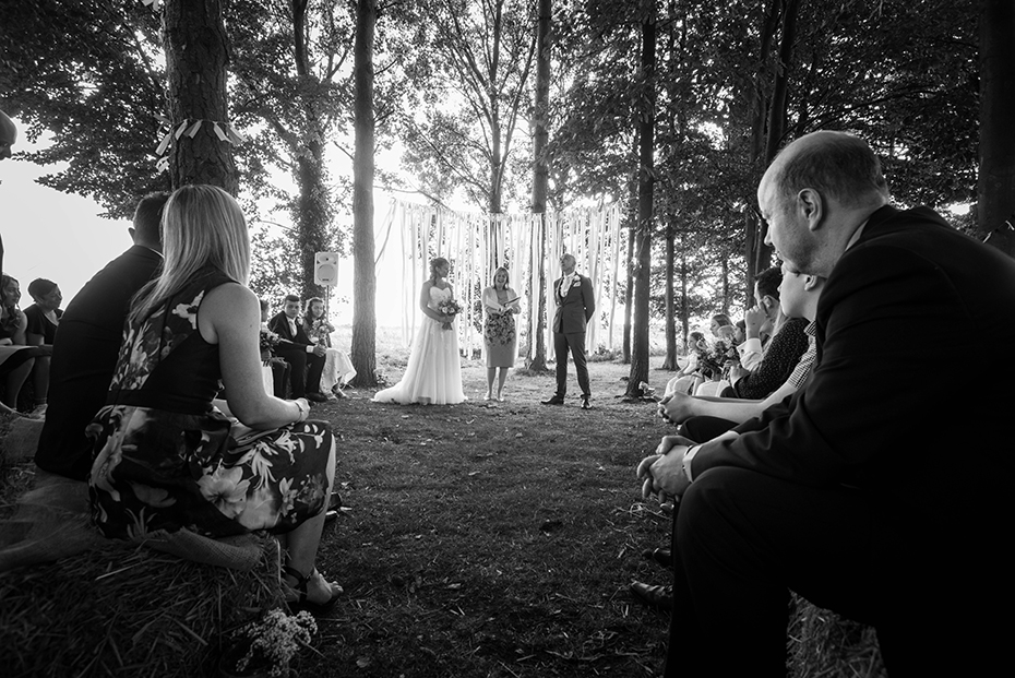 Wedding photographers Higham barn