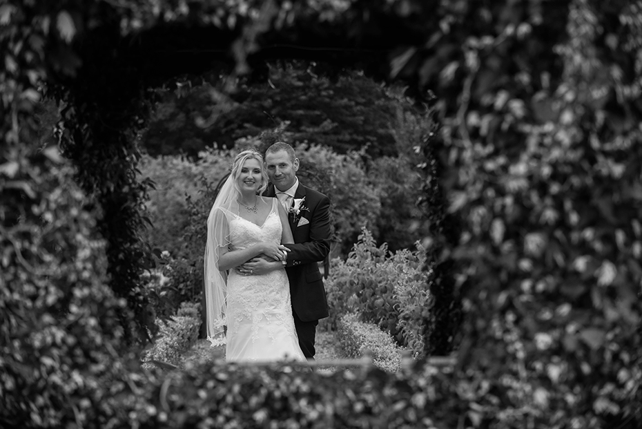 The secret garden Kent wedding photography