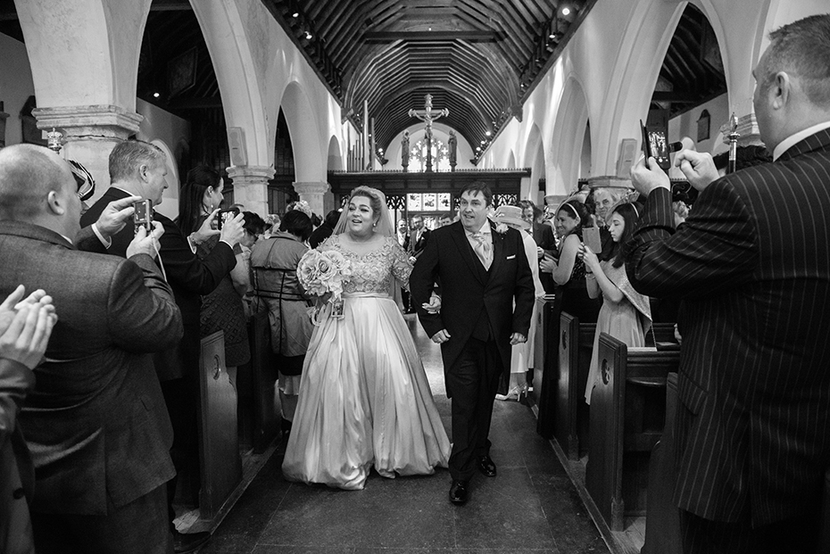 Wedding photographer Winter gardens Margate