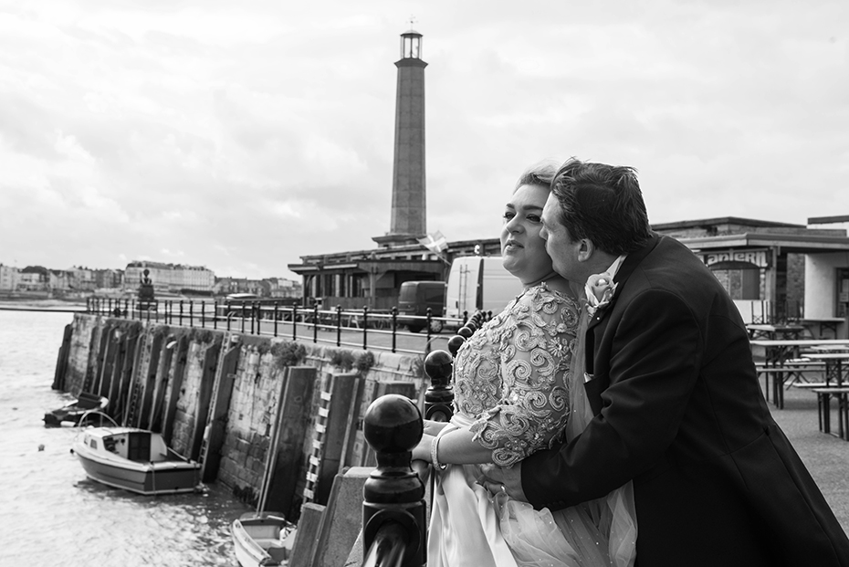 Wedding photographers Winter gardens Margate