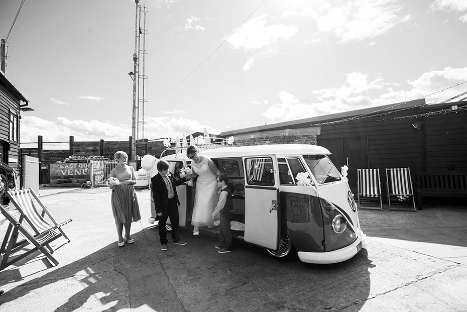 East Quay wedding photographers