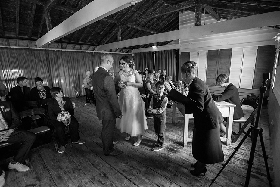 East Quay Whitstable Kent wedding photography
