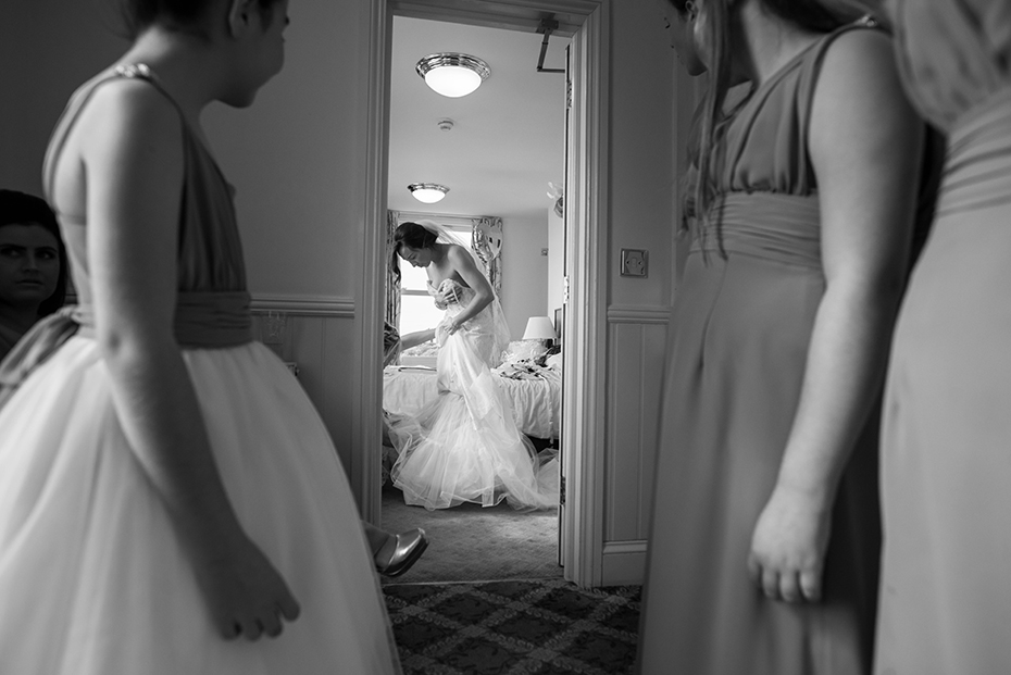 The Pegwell Bay hotel wedding photographer
