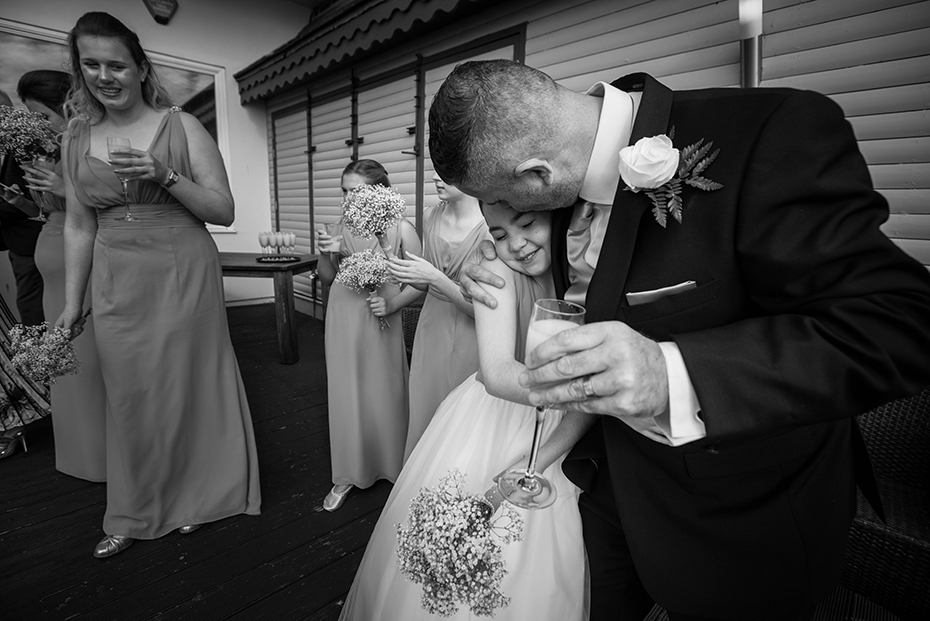 Wedding photographers  The Pegwell Bay hotel